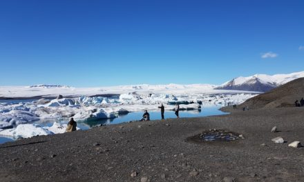 Ten deepest lakes in Iceland are….